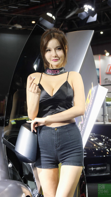 CAS 改裝車展 | China Auto Salon 2019 - Racing Model 레이싱모델 車模 #41 @ Kentech-Exhaust