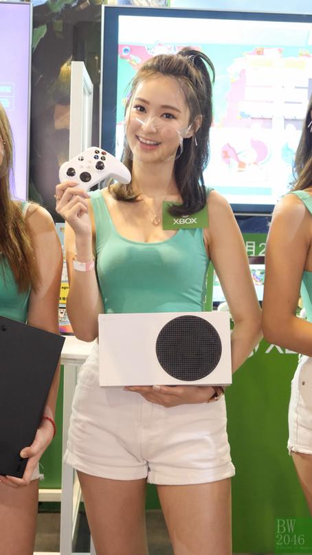 伍倩彤 Gillian Ng @ Xbox Game Pass 特工隊 -  ACGHK 香港動漫電玩節 2021