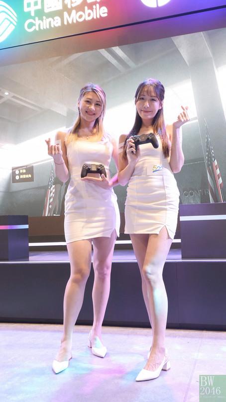 China Mobile 中國移動香港 - 感恩500萬 UTV Live × CMHK網店 - ACGHK 香港動漫電玩節 2021 - Media Tour 傳媒導賞團