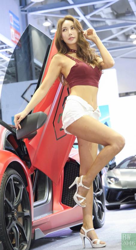 오토살롱위크 2019   AUTO SALON X AUTOWEEK 2019 - 최예록 Choi Ye Rok, Racing Model #79