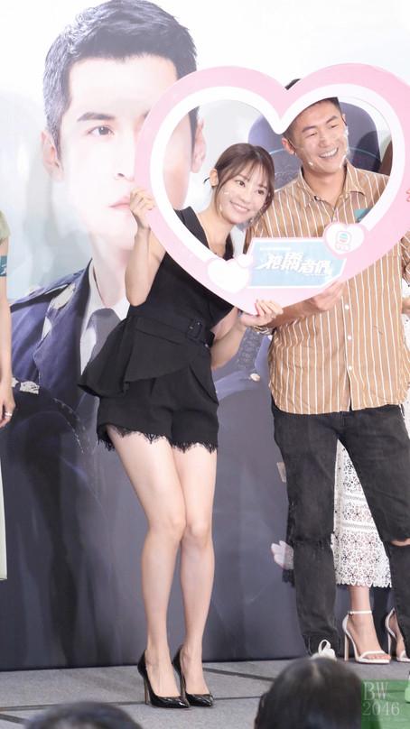 葉蒨文 Sophie Yip @ TVB 劇集《把關者們》宣傳活動之「把關情人」