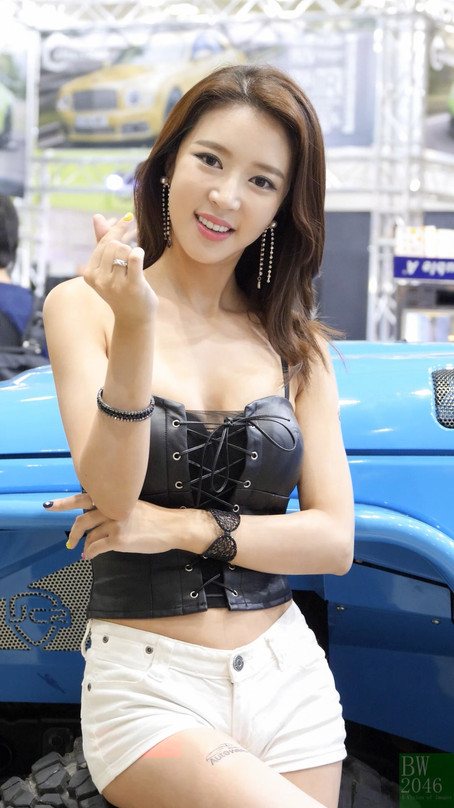 서울오토살롱 2018 | SEOUL AUTO SALON 2018 - 윤주하 Yoon Joo Ha, Race Queen #17