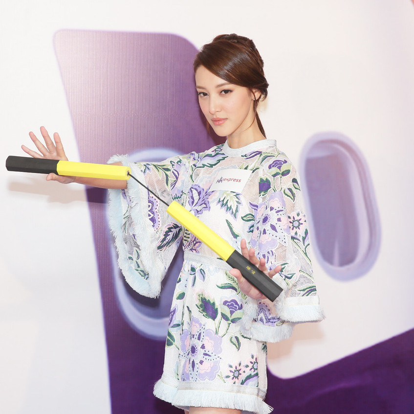 HK Express B-LEE Aircraft Naming Ceremony (3)