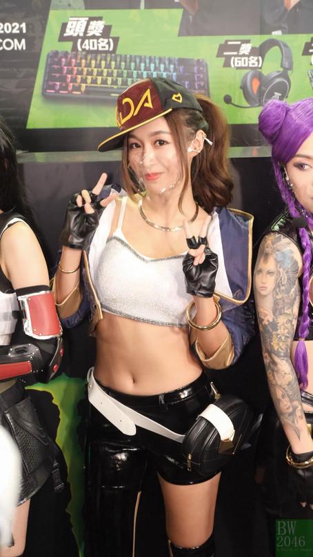 樂宜 Lokyii - Monster Energy X Active Tattoo X Mini Tattoo #02 -  ACGHK 香港動漫電玩節 2021