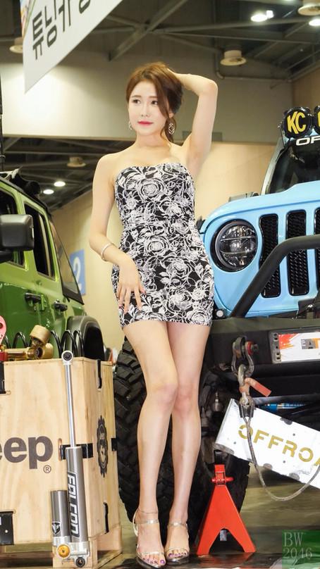 오토살롱위크 2019 | AUTO SALON X AUTOWEEK 2019 - 민채윤 Myn Chae Yoon, Race Queen #25