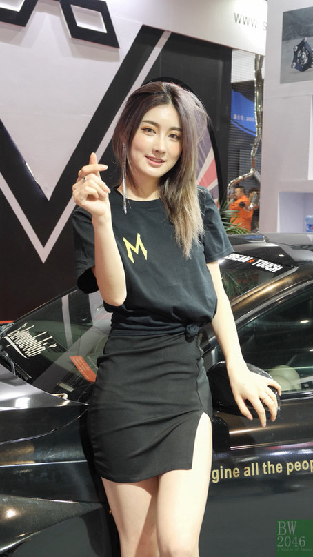 CAS 改裝車展 | China Auto Salon 2019 - Racing Model 車模 #25 @ MaxLand
