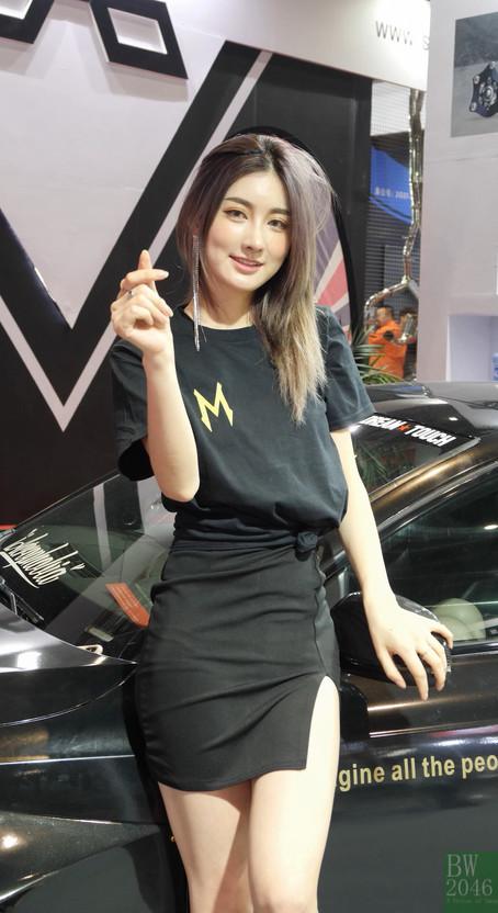 CAS 改裝車展 | China Auto Salon 2019 - Racing Model 車模 #25 @ MaxLand