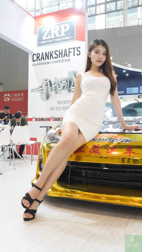 廣州汽車展 | Auto Guangzhou 2019 - 車模 #35 @ ZRP