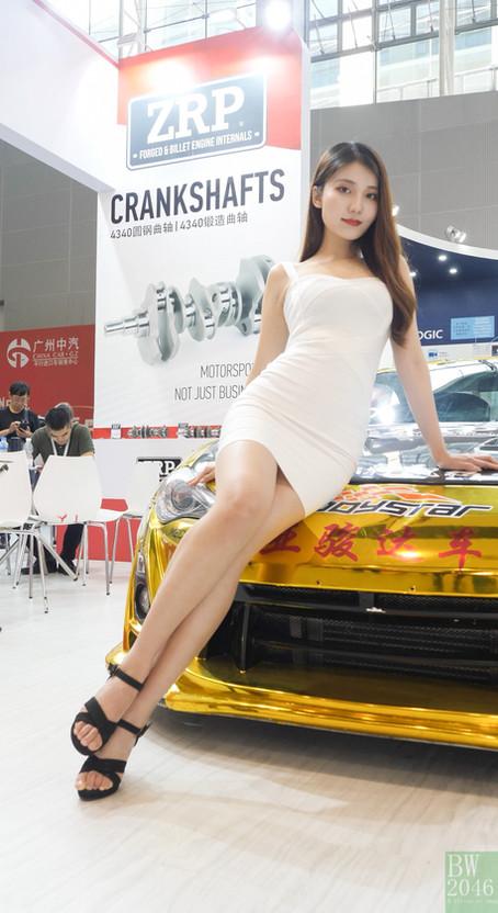 廣州汽車展   Auto Guangzhou 2019 - 車模 #35 @ ZRP