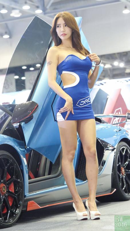 오토살롱위크 2019 | AUTO SALON X AUTOWEEK 2019 - 임솔아 Im Sola, Race Queen #39