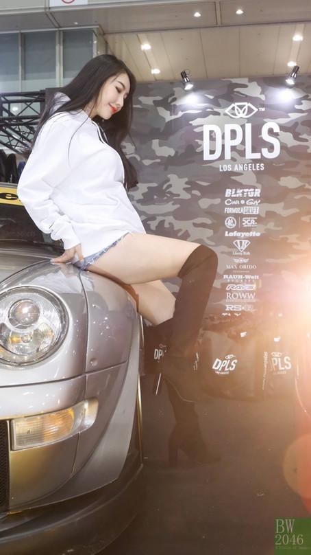 東京オートサロン 2019 | TOKYO AUTO SALON 2019 - Booth Girls @ Deep Lifestyles DPLS #4