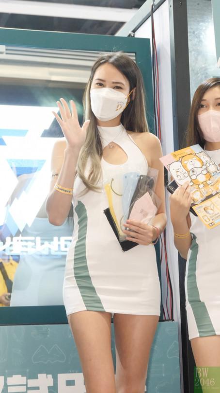 盧佩麗 Toby Lo - Savewo 救世防疫產品 / 救世口罩 - HKCCF「香港電腦通訊節2021」