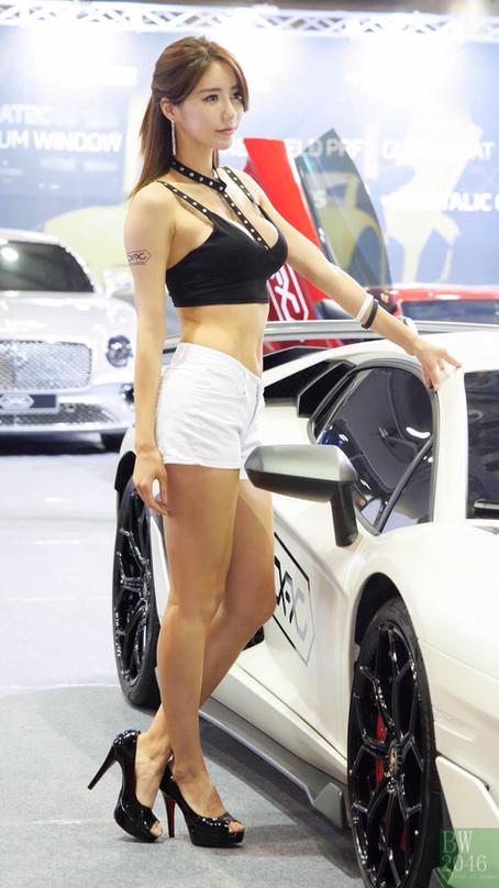 오토살롱위크 2019   AUTO SALON X AUTOWEEK 2019 - 임솔아 Im Sola, Race Queen #18
