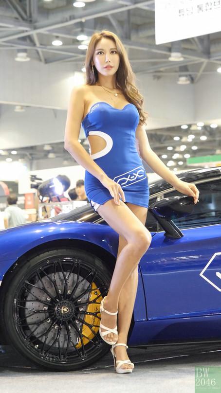 오토살롱위크 2019 | AUTO SALON X AUTOWEEK 2019 - 최예록 Choi Ye Rok, Racing Model #57