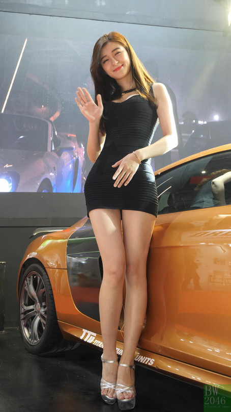 CAS 改裝車展 | China Auto Salon 2019 - Racing Model 레이싱모델 車模 #36 @ TTU排气