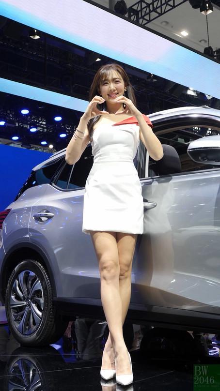 廣州汽車展 | Auto Guangzhou 2019 - 車模 #26 @  廣汽新能源 GAC New Energy