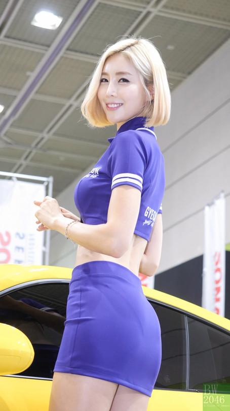 서울오토살롱 2017 | SEOUL AUTO SALON 2017 - 하지현 Ha Ji Hyun, Racing Model 레이싱모델 車模 #20