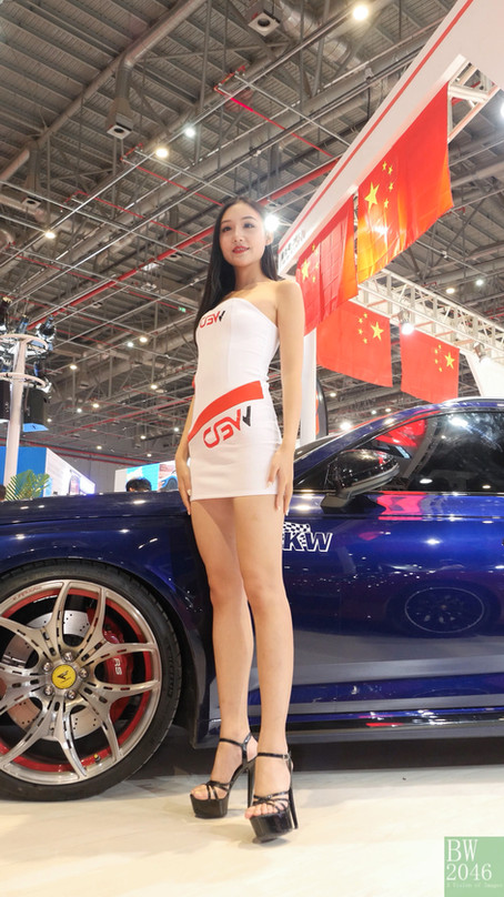 CAS 改裝車展 | China Auto Salon 2019 - Racing Model 車模 #26 @ CSW