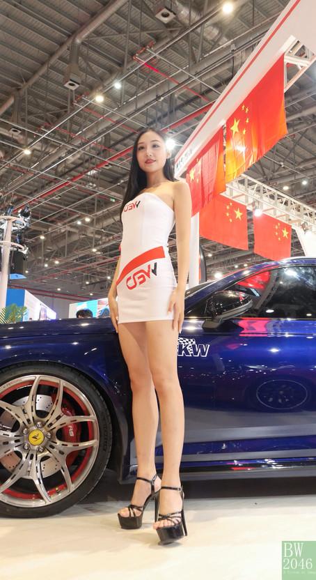 CAS 改裝車展 | China Auto Salon 2019 - Racing Model 車模 #26 @ CSW