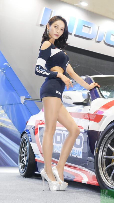 서울오토살롱 2017 | SEOUL AUTO SALON 2017 - 서연 Seo Yeon, Racing Model 레이싱모델 車模 #40
