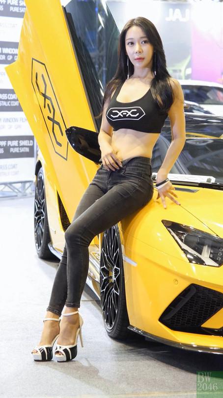오토살롱위크 2019 | AUTO SALON X AUTOWEEK 2019 - 엄지아 Um Ji A, Race Queen #22