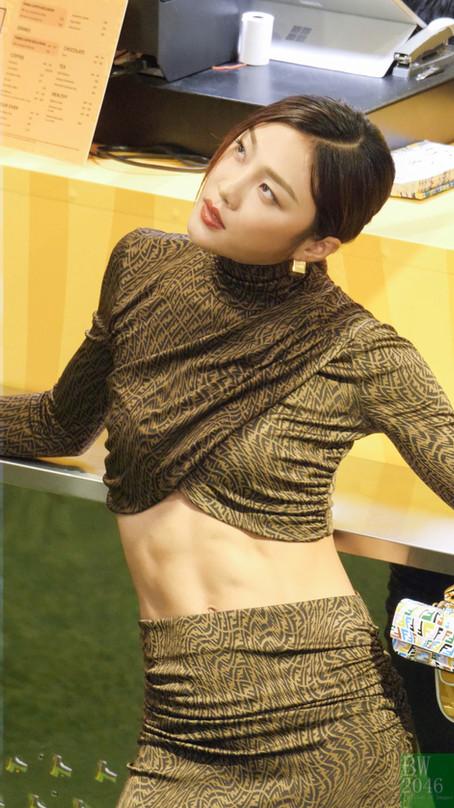 楊文蔚 Cecilia Yeung @ Fendi Caffe x Summer Vertigo 限定店開幕活動