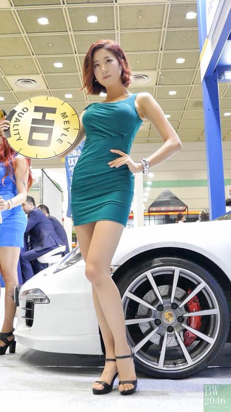 서울오토살롱 2016 | SEOUL AUTO SALON 2016 - 아지 Azi @ 피피엘 PPL, Racing Model #01