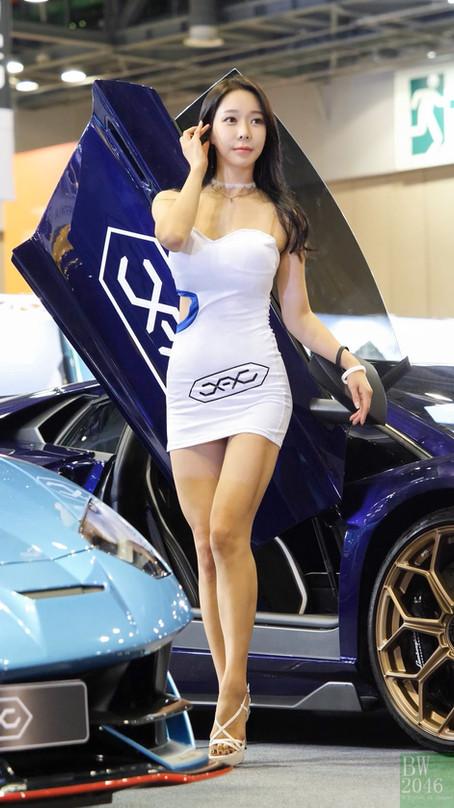 오토살롱위크 2019 | AUTO SALON X AUTOWEEK 2019 - 엄지아 Um Ji A, Race Queen #30