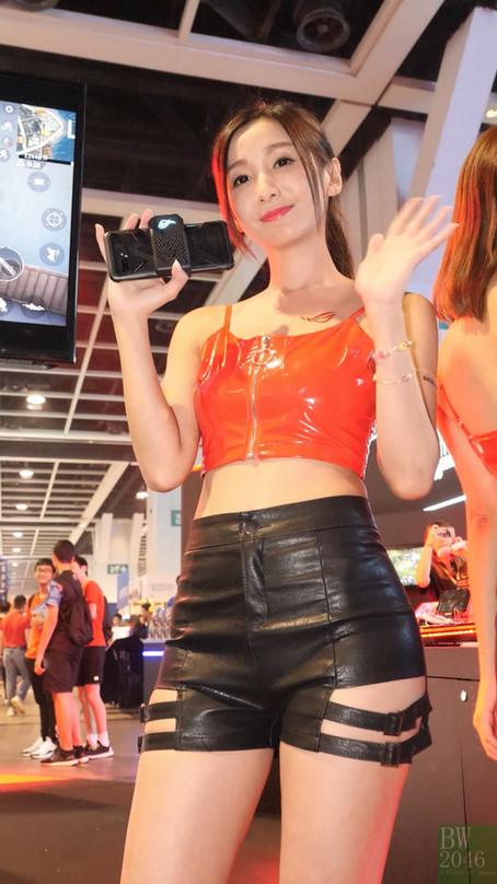 黃瑞婷 Rain Wong - ASUS ROG Phone II @ 香港電腦通訊節 / 香港電競節 2019