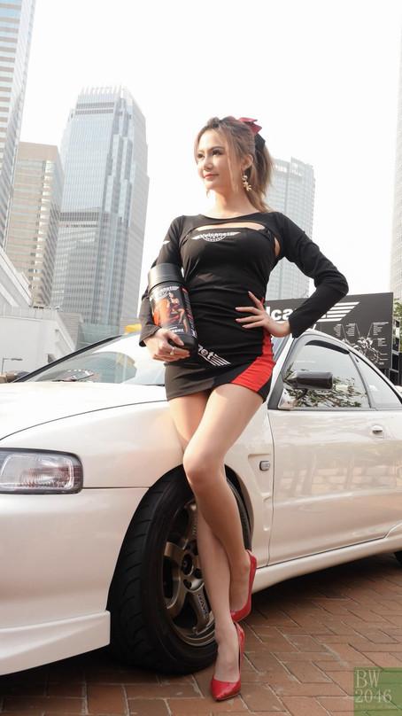 練荻伽 Memi Lin - Vulcanet 魔潔力 @ 香港車會嘉年華 Motoring Clubs Festival 2020