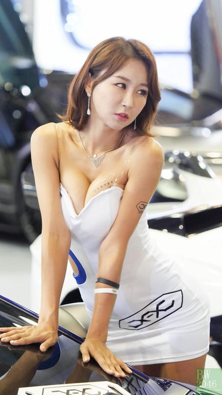 오토살롱위크 2019 | AUTO SALON X AUTOWEEK 2019 - 서윤아 Seo Yun A, Racing Model #54