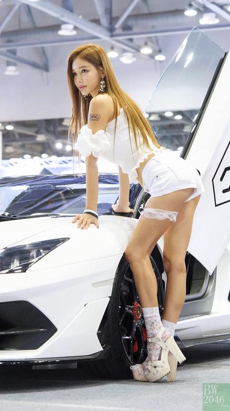 오토살롱위크 2019 | AUTO SALON X AUTOWEEK 2019 - 김시후 Kim Sihoo, Race Queen #46