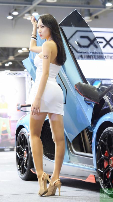 오토살롱위크 2019 | AUTO SALON X AUTOWEEK 2019 - 김다나 Kim Dana, Racing Model #51