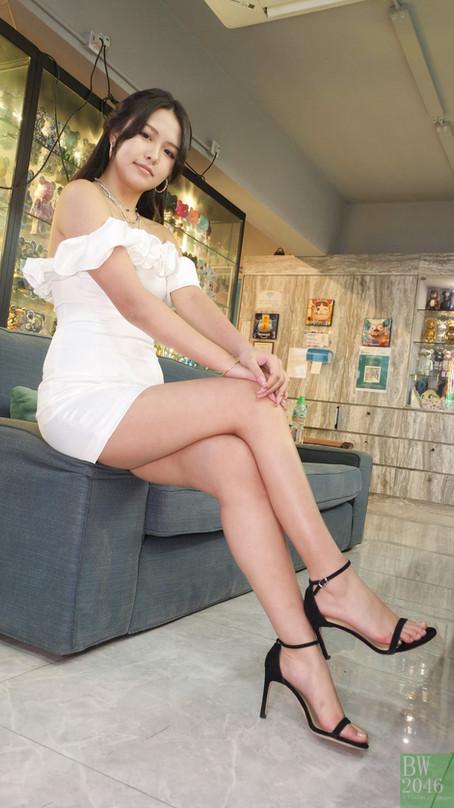 張曉祺 Ukei Cheung - 青春就是無敵,少女十七十八時 #2 @《 K.LOVE 32! 》Charity Fashion Show Party