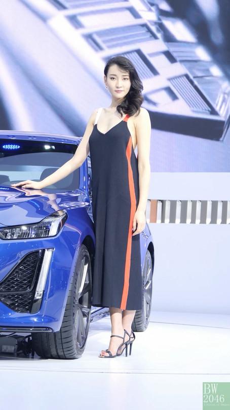 廣州汽車展 | Auto Guangzhou 2019 - 車模 #29 @ 凱迪拉克 Cadillac