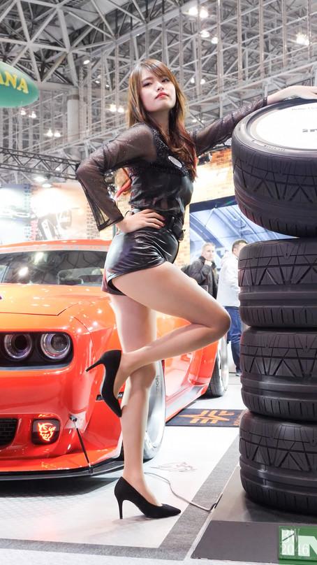 東京改裝車展 Tokyo Auto Salon 2019 - 車模系列 #18《Nitto》