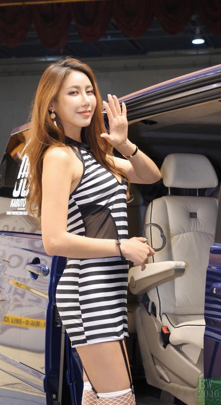 서울오토살롱 2017 | SEOUL AUTO SALON 2017 - 최예록 Choi Ye Rok, Racing Model #04