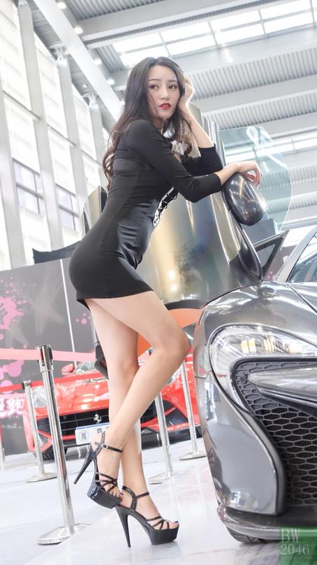 AAITF 2019 第十八屆深圳(春季)國際汽車改裝服務業展覽會 - 車模 @ 深圳市尊車貿易公司 #5