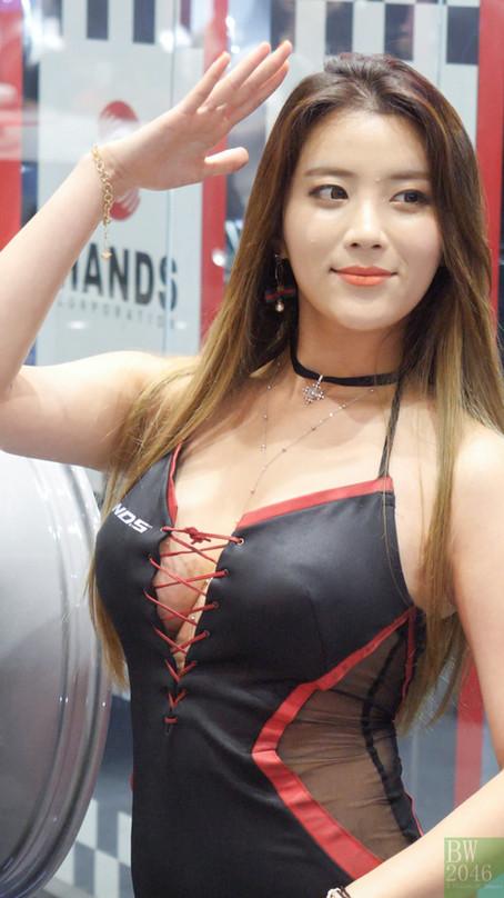 서울오토살롱 2017 | SEOUL AUTO SALON 2017 - 차정아 Cha Jeonga, Racing Model 레이싱모델 車模 #21