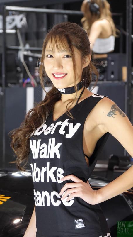 東京オートサロン 2019 | TOKYO AUTO SALON 2019 - 車模系列 #38《Liberty Walk LBWK》