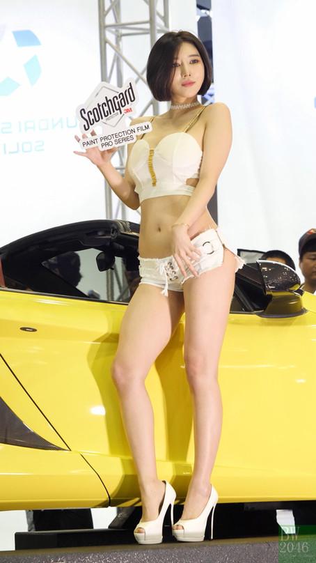 오토살롱위크 2019 | AUTO SALON X AUTOWEEK 2019 - 송주아 Song Joo Ah, Racing Model #82