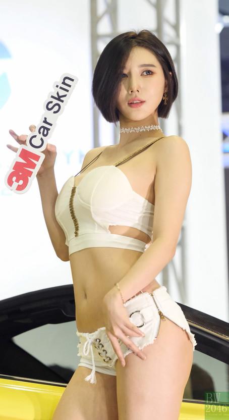 오토살롱위크 2019   AUTO SALON X AUTOWEEK 2019 - 송주아 Song Joo Ah, Racing Model #74