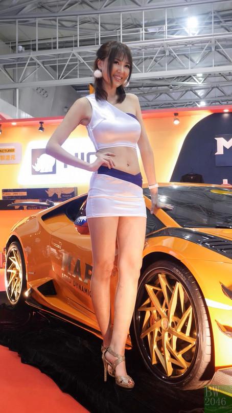 東京改裝車展 Tokyo Auto Salon 2019 - 車模系列 #22《NICK 尼克 Mars Aero Dynamics》#02
