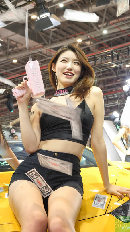 CAS 改裝車展 | China Auto Salon 2019 - Racing Model 레이싱모델 車模 #44 @ Kentech-Exhaust