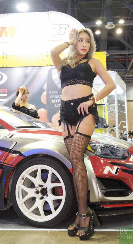 오토살롱위크 2019 | AUTO SALON X AUTOWEEK 2019 - 오아희 Oh Ahui, Racing Model #92