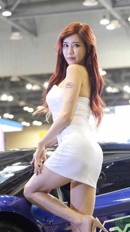 오토살롱위크 2019 | AUTO SALON X AUTOWEEK 2019 - 김하율 Kim Hayul, Racing Model #84