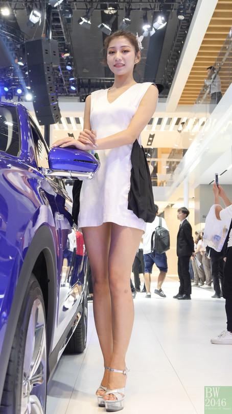 廣州汽車展 | Auto Guangzhou 2019 - 車模 #34 @ 榮威 Roewe