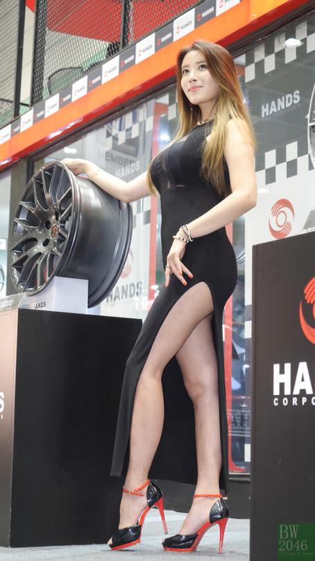 서울오토살롱 2017 | SEOUL AUTO SALON 2017 - 차정아 Cha Jeonga, Racing Model 레이싱모델 車模 #17