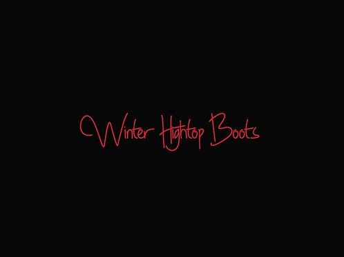 Winter Hightop Boots