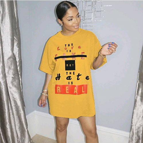 Shee Shirt Dress
